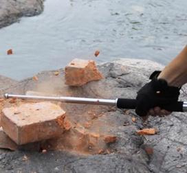Portable Multifunctional Self Defense Stick Hammer Camping Hiking Survival Kit