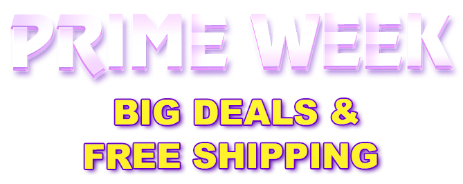 2018 July Prime Week Sale, Enjoy Big Deals and Free Shipping Online