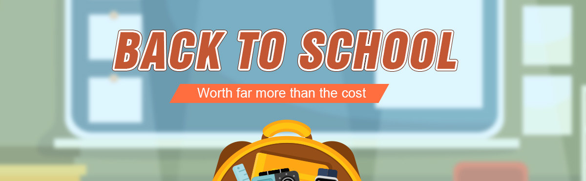 Back To School Worth far more than the cost