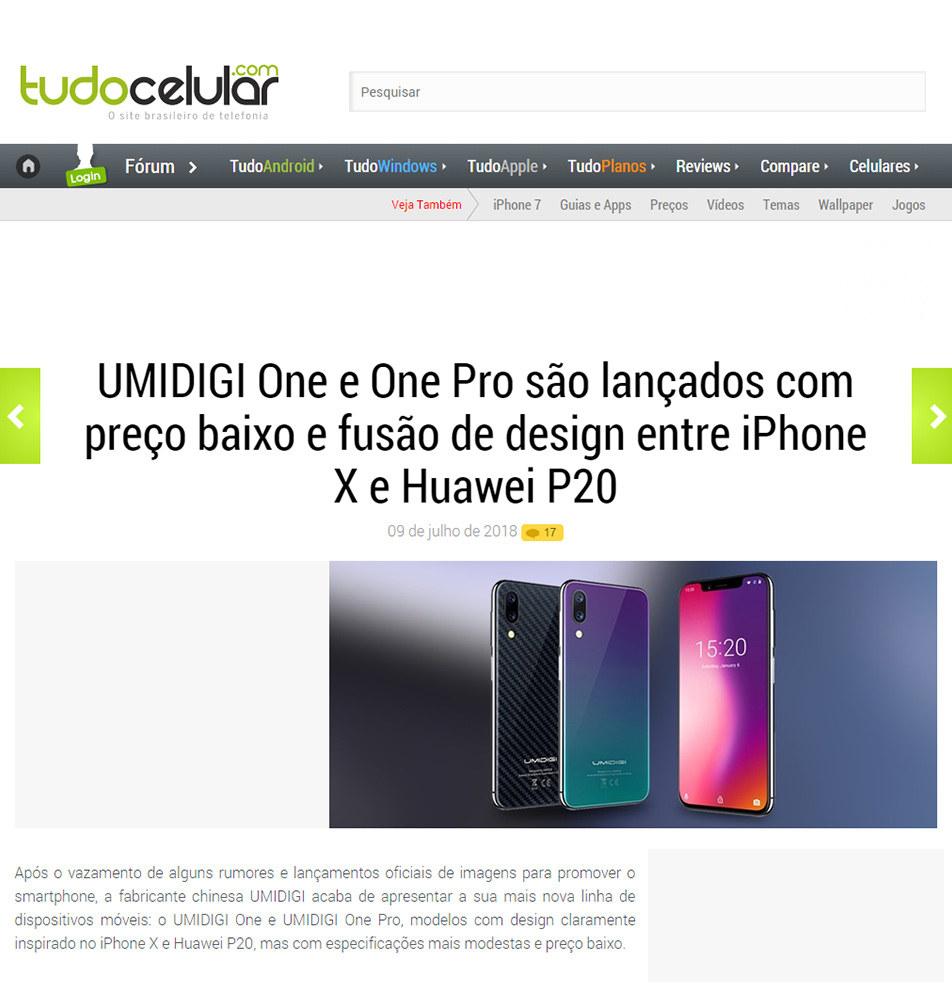 UMIDIGI One | One Pro