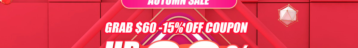 Autumn Sale Grab - 15% Off Coupon Up To 90% Off
