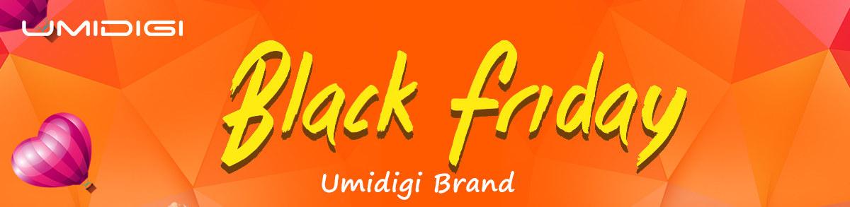 Black Friday Umidigi Brand