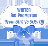 Winter Big Promotion