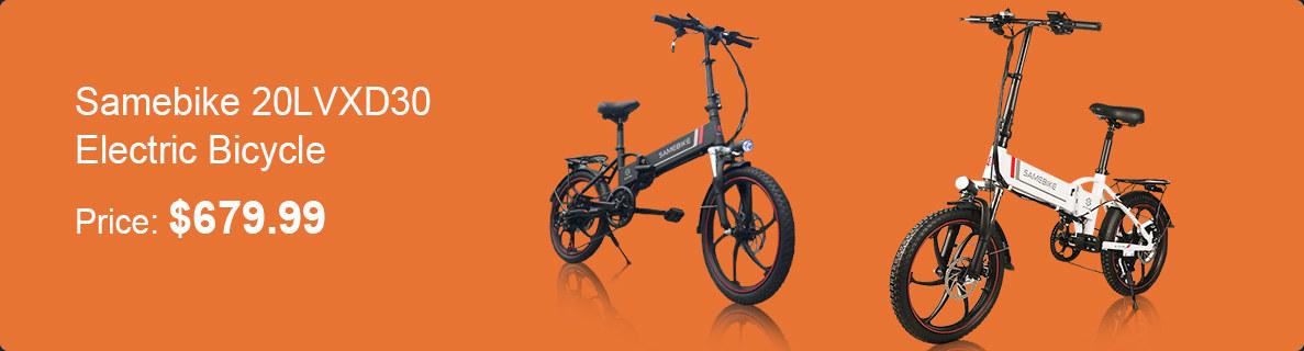 Samebike 20LVXD30 Electric Bicycle