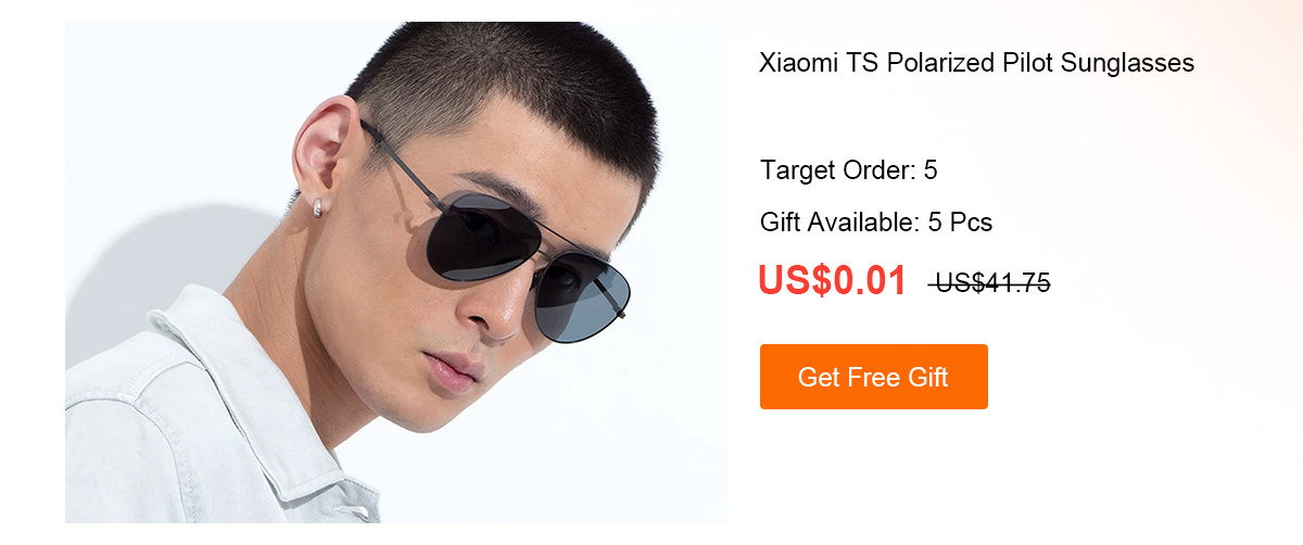 Xiaomi TS Polarized Pilot Sunglasses