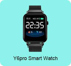 Y6pro Smart Watch