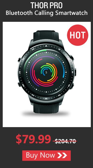 thor pro Bluetooth Calling Smartwatch