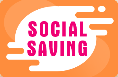 Social Saving