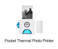 Pocket Thermal Photo Printer