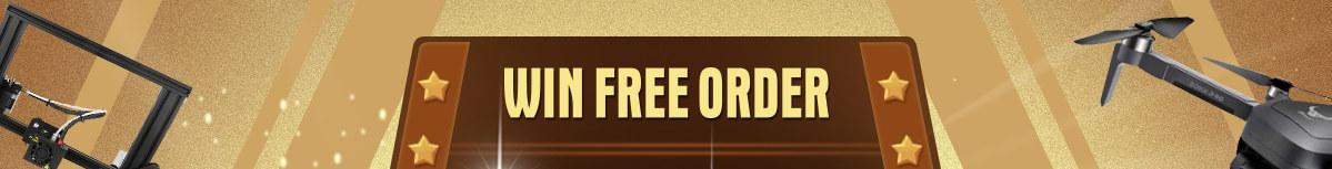 WIN FREE ORDER PRIME WEEK