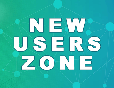New Users Zone