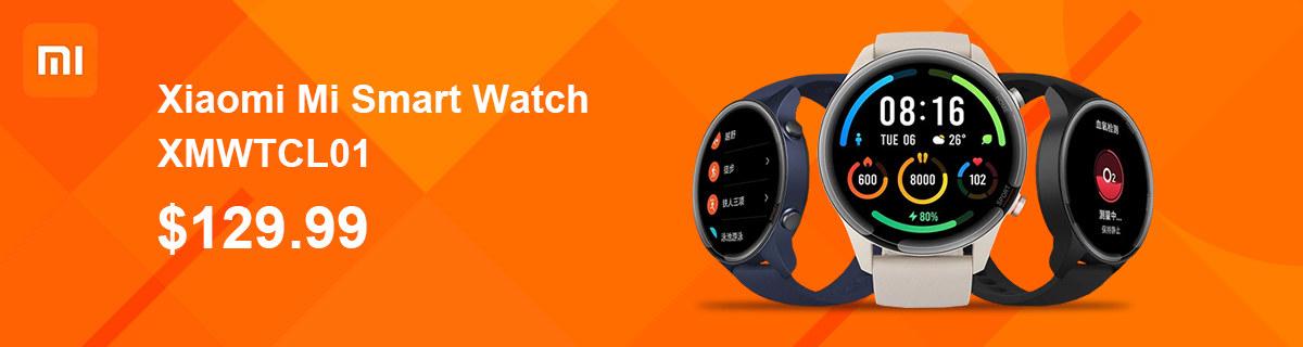 Xiaomi Mi Smart Watch XMWTCL01