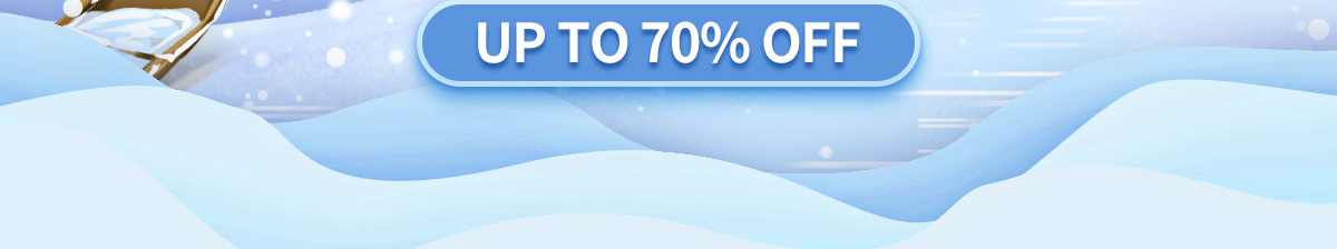 Winter Clearance Sale UP TO 70% OFF