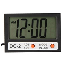 Indoor Outdoor Mini LCD Digital Thermometer