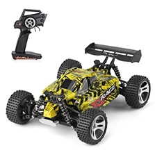 WLtoys 18401 2.4GHz 4WD 1/18 25km/h Brushed Electric RTR Off-road Buggy RC Car