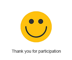 Thank you for participation!