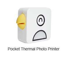 Pocket Thermal Photo Printer
