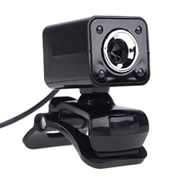 USB 2.0 12-Megapixel-HD-Kamera Web Cam