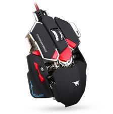 Combaterwing 4800 DPI Optical Wired Gaming Mouse