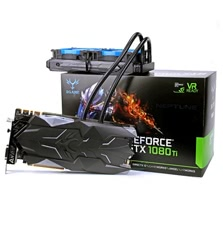 Colorful iGame GTX1080Ti 11GB GDDR5X Neptune W Video Graphics Card