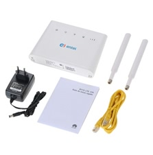 Unlocked Huawei B310S-518 New Style 4G LTE CPE Router