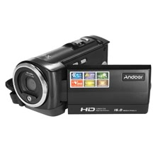 Mini Portable HD 16MP 16X Digital Zoom Digital Video Recorder