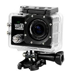 Mini1080P FHD Wifi DV Wasserdichte Sport Action Kamera