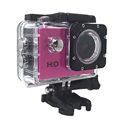 A7 HD 720P Sport Mini DV Action Kamera