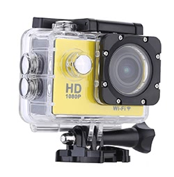 W9B 1080P 30FPS Outdoor-Action-Sport-Kamera