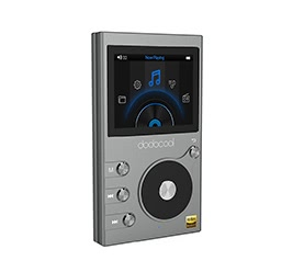 Hi-Fi Music Player with Voice Recorder and FM Radio