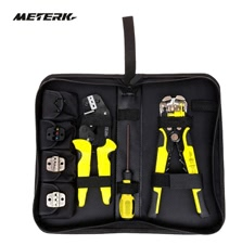 Meterk Professional 4 In 1 Wire Crimpers