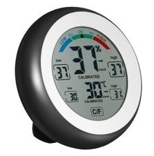 °C/°F Digital Thermometer Hygrometer Temperature Humidity Meter
