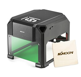 KKmoon AC100-240V 1000mW High Speed Miniature Laser Engraving