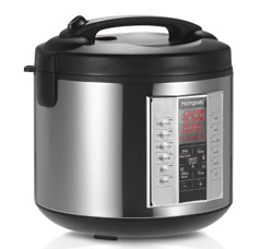 5L High-end Professional Rice Cooker with Food Steamer