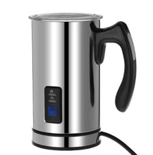 Homgeek Stainless Steel Automatic Electric Milk Frother