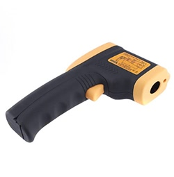 Digitale berührungslose IR-Thermometer Laser Gun