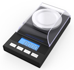 High Precision  Digital Milligram Scale 50g/0.001g Mini Electronic Balance