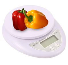 Mini Electronic Platform Scale for Kitchen Food Baking Diel