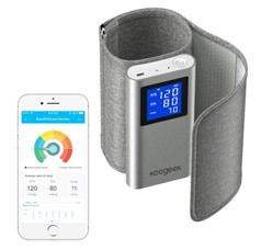 FDA Approved Smart Upper Arm Blood Pressure Monitor