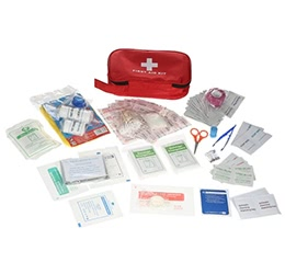 180PCS All Pupose Water-Proof First Aid Kit FDA Approved
