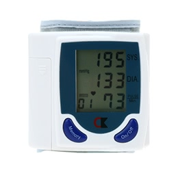 Automatic Wrist Blood Pressure Monitor CE&ISO Approved