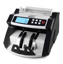 Aibecy Automatic Multi-Currency Cash Banknote Money Bill Counter