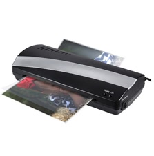 A4 Photo Paper Film Two Roller Thermal Hot and Cold Laminator