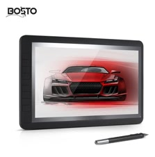 "BOSTO 13HD 13"" IPS 1920 * 1080 Graphics Drawing Tablet"