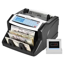 Aibecy Automatic Multi-currency Banknote Counter
