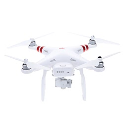 DJI Phantom 3 RC Quadrocopter