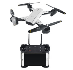 SG700 2.0MP Camera Wifi FPV Foldable 6-Axis Gyro RC Quadcopter