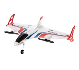 XK X520 3D/6G Airplane VTOL Vertical Takeoff Land Delta Wing with Mode Switch