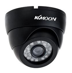 Innen 24 LED Weitwinkel-IR-Farbüberwachungskamera