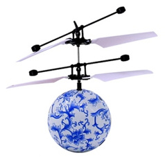 Fantastic New Fashion Infrared Induction Drone Flying Flash Disco